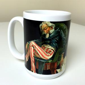 """""""Time to Wake Up"""" Mug"""