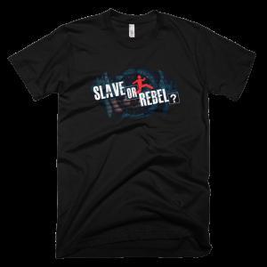 """""""Slave or Rebel?"""" Front"""