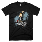 "The Rutherford Institute ""Little Sam"" 2016 T-Shirt (Black)"
